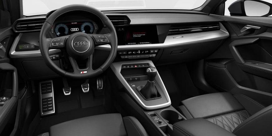 Audi A3 Sporback S line interni