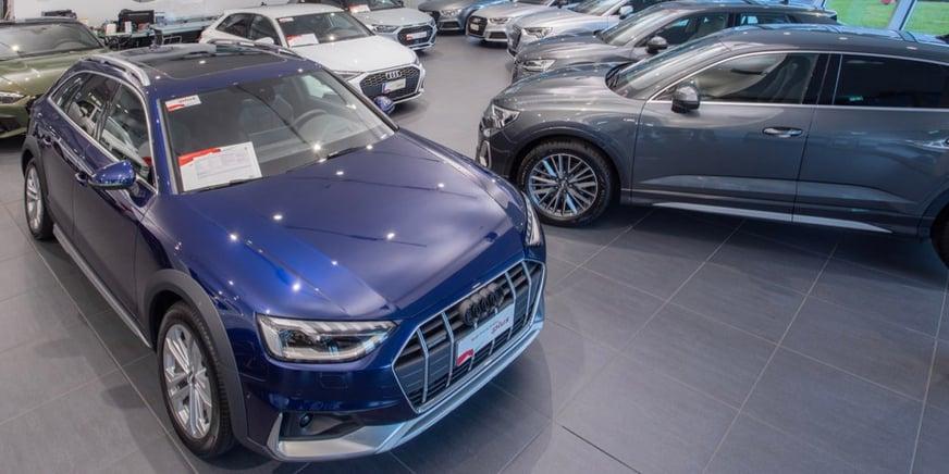 Audi usate Milano - Fratelli Giacomel