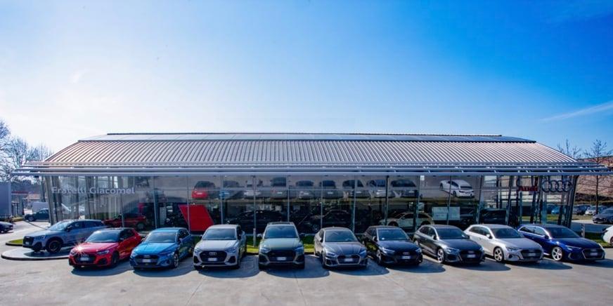 Concessionaria Audi Milano - Fratelli Giacomel