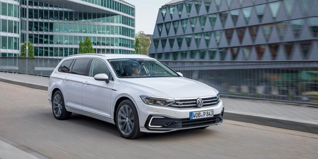 Flotte aziendali - modello Volkswagen Passat