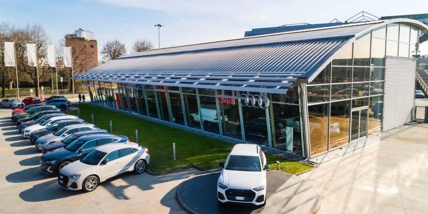 Flotte aziendali Audi - Fratelli Giacomel