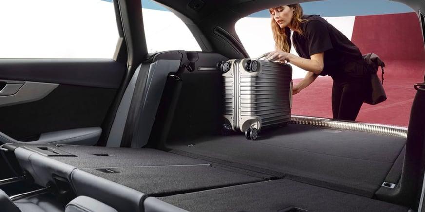 Interni Audi A4 Avant