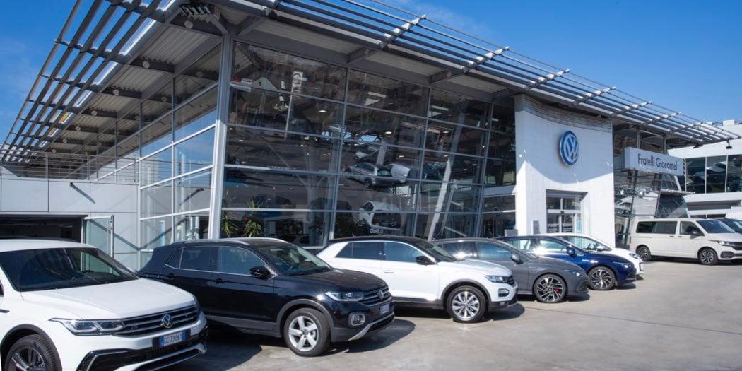 Volkswagen rivenditori Milano