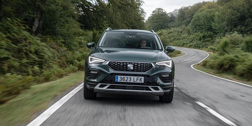 SEAT Ateca Xperience frontale