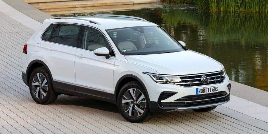 Volkswagen Tiguan - flotte aziendali