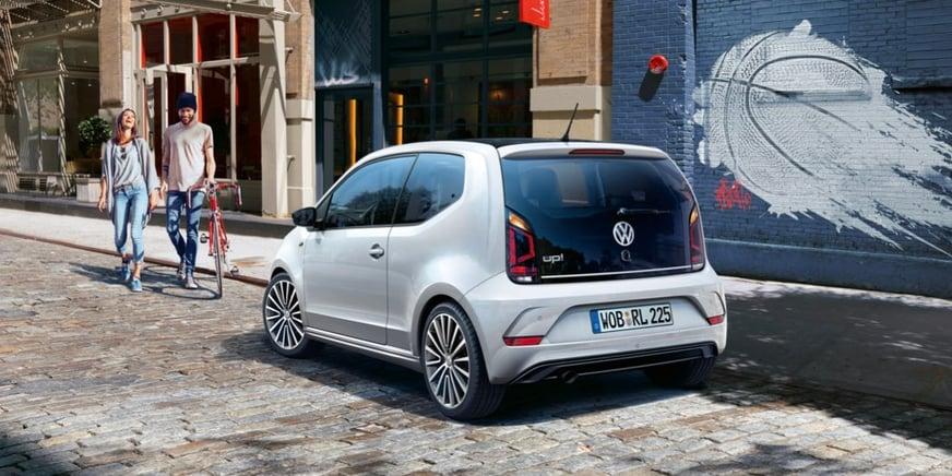 Volkswagen up! neopatentati