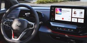 We Connect Go - app Volkswagen