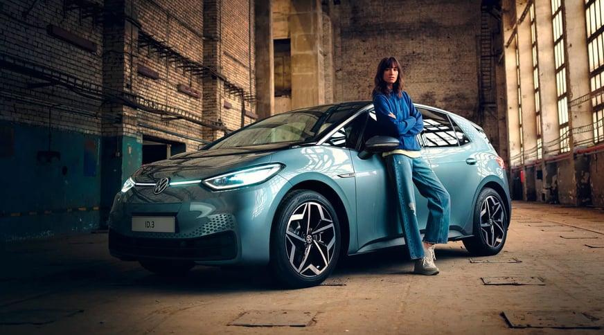 auto elettrica esempio