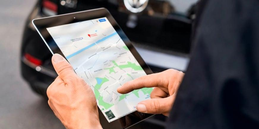 tecnologia gestione veicoli