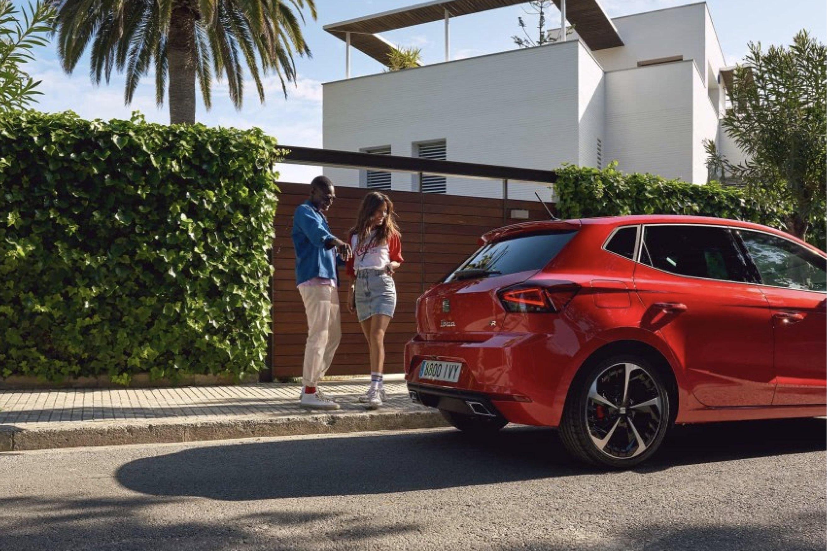 Bagagliaio nuova SEAT Ibiza