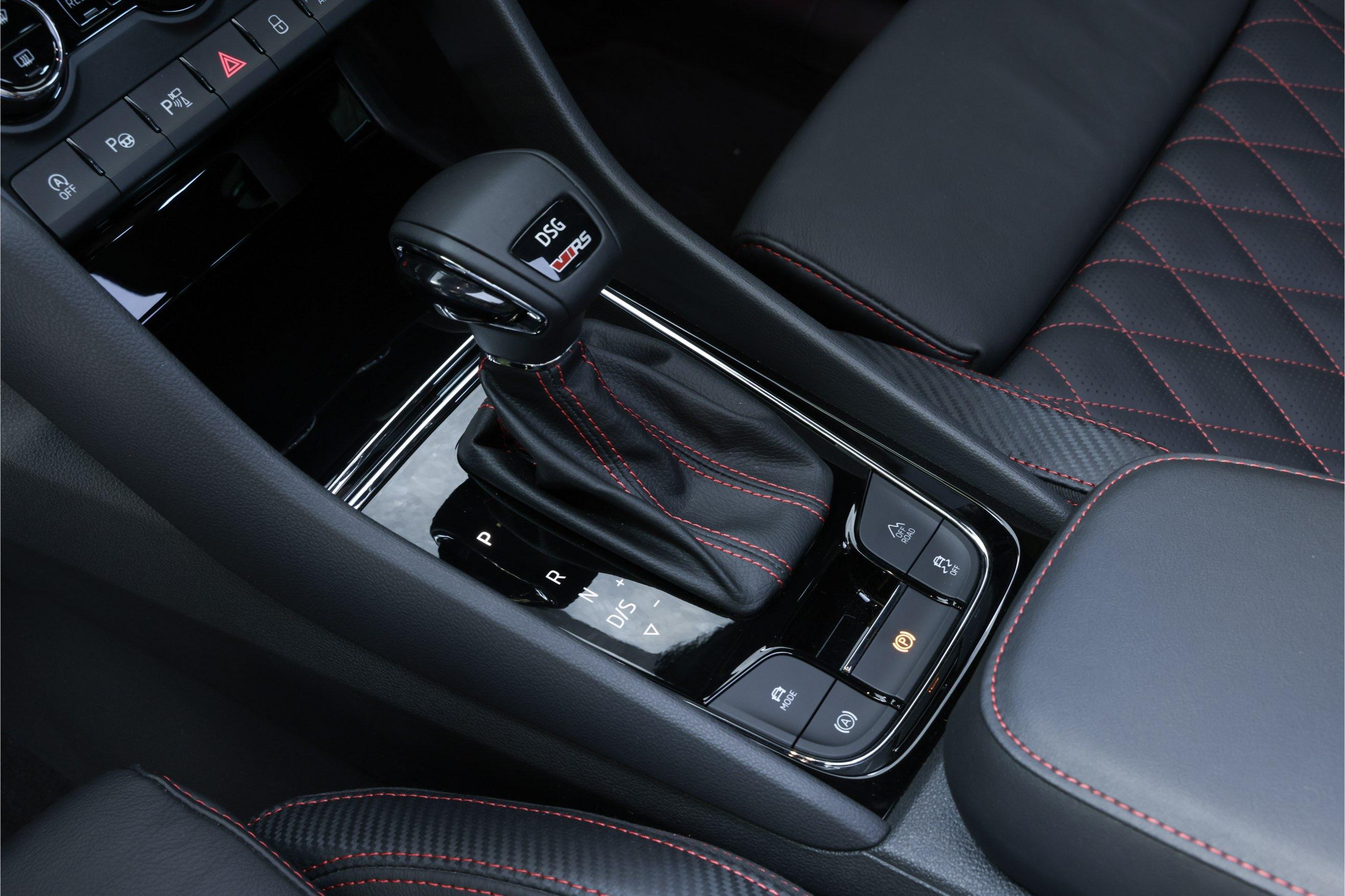 Dettaglio interni Skoda Kodiaq RS 2021