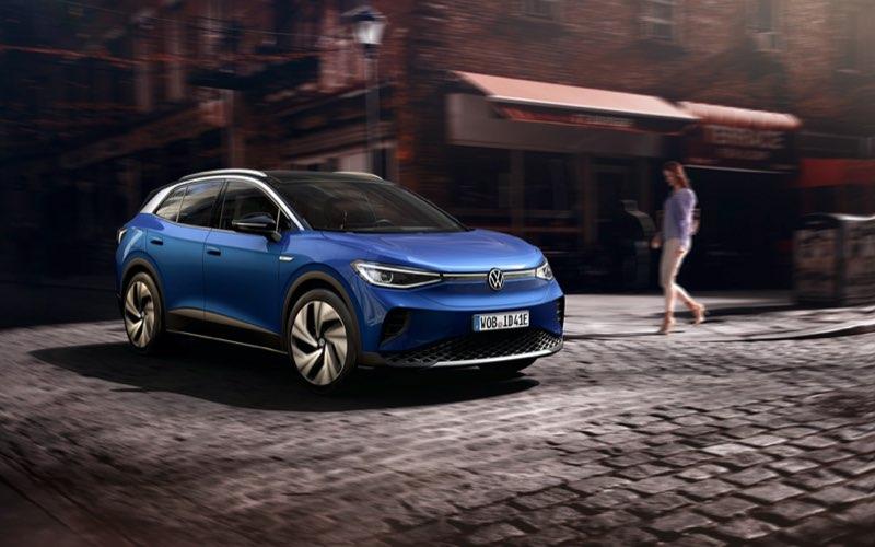 Volkswagen ID.4 frontale