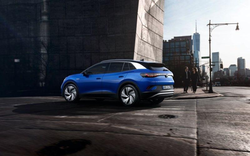 Volkswagen ID.4 posteriore