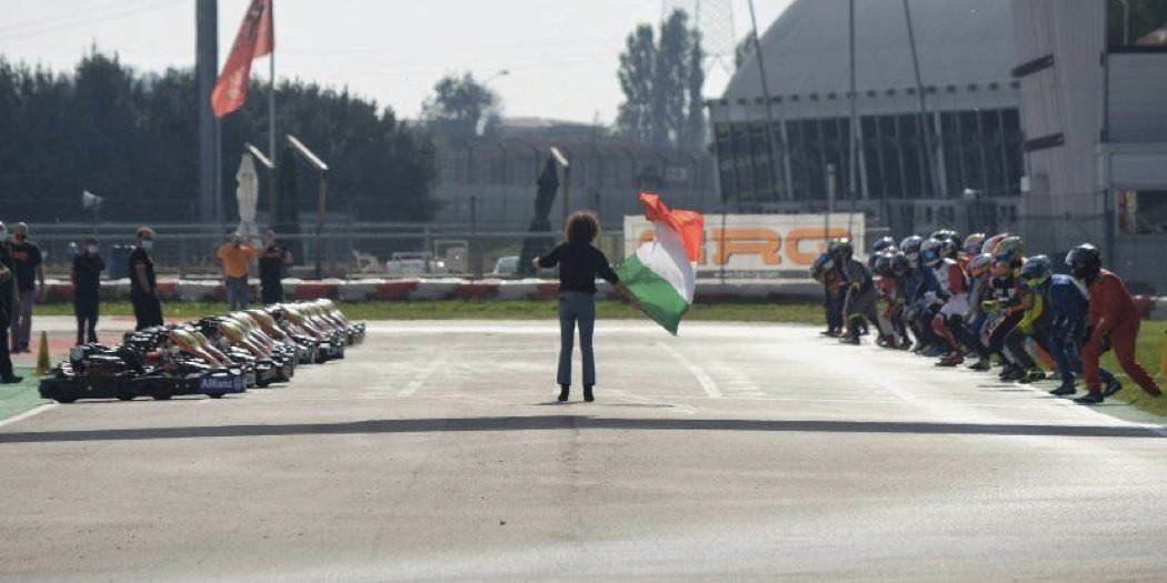 24 Hours Karting of Italy, il supporto di Fratelli Giacomel