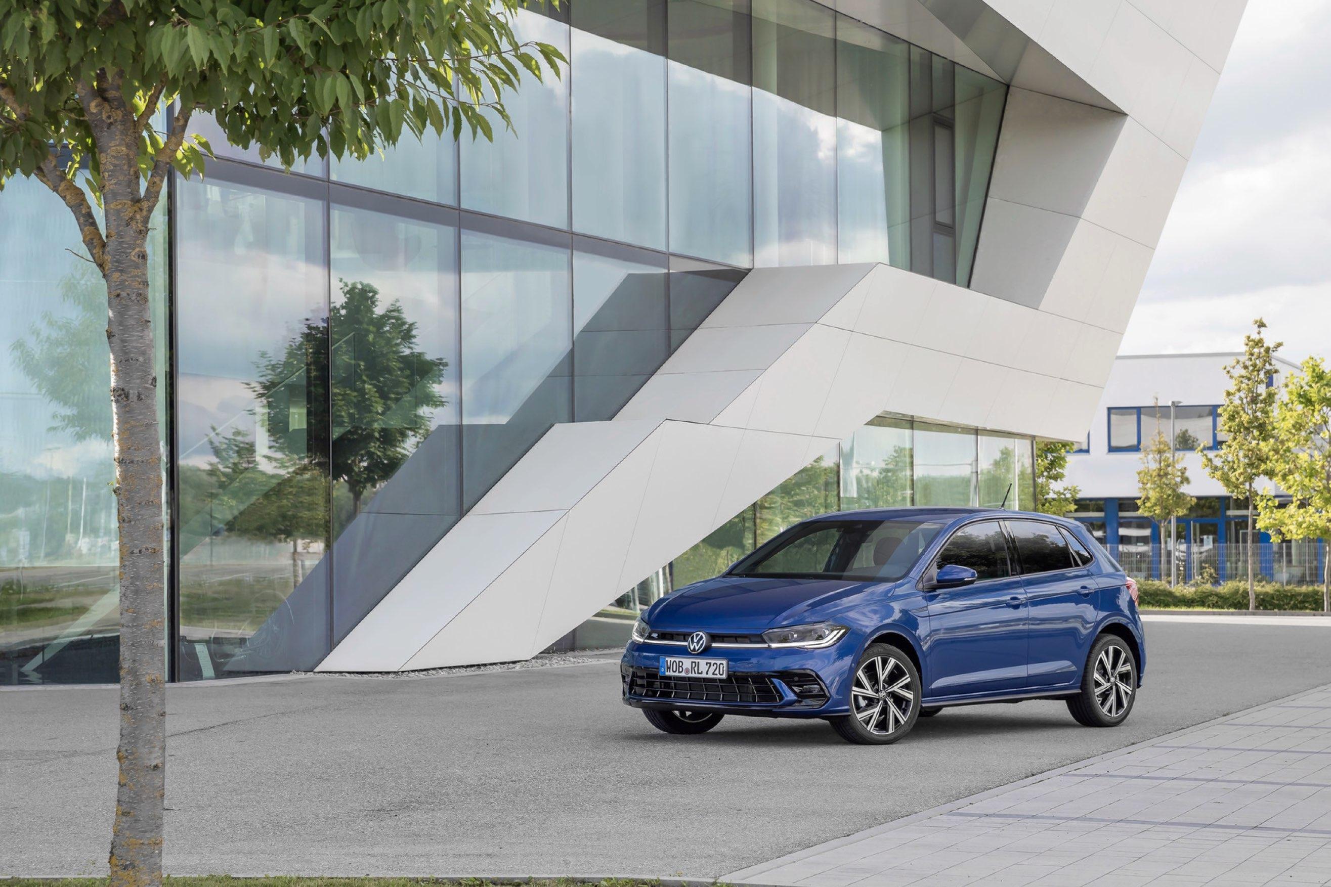 Nuova VW Polo 2021