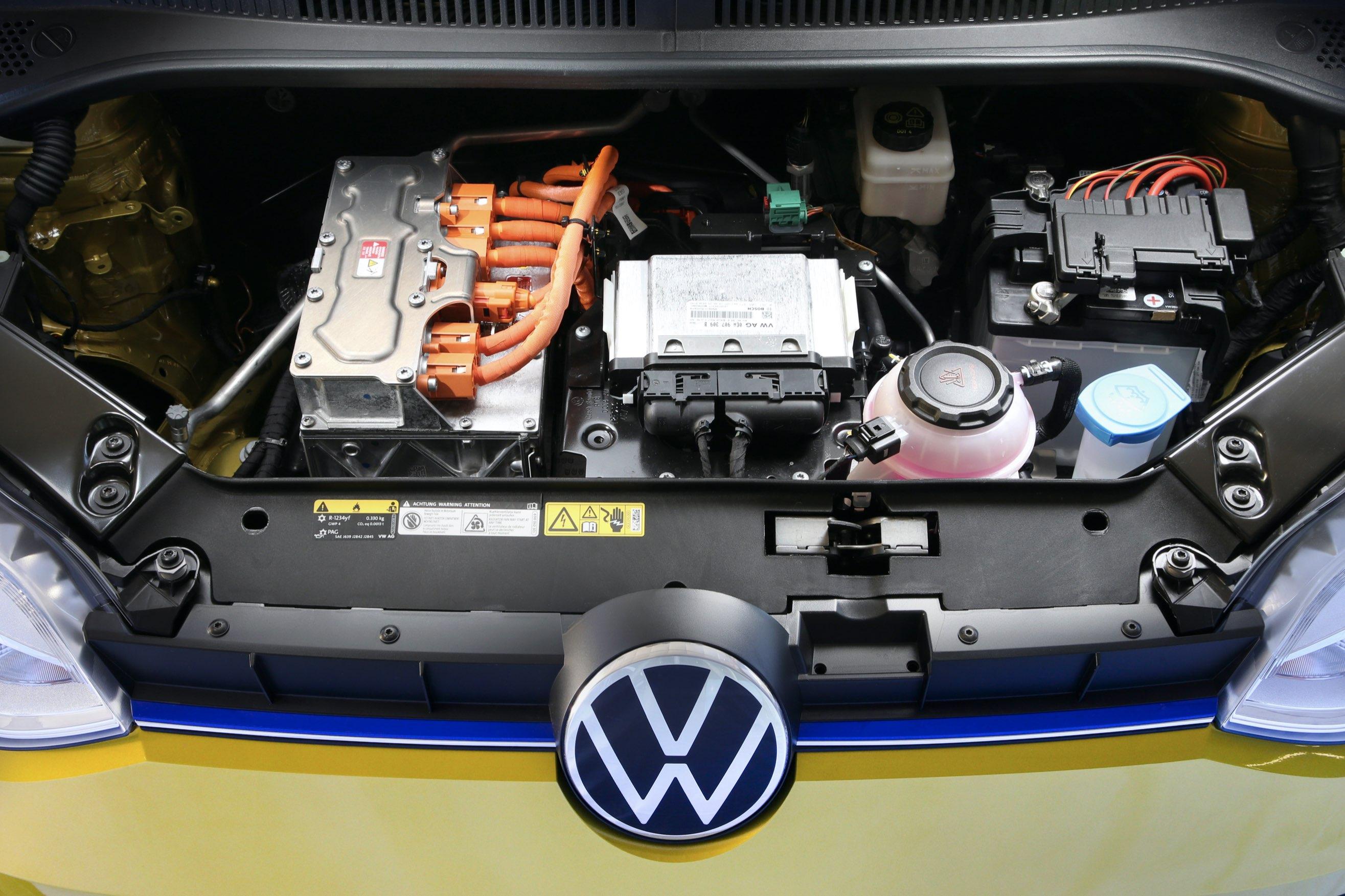 motore elettrico volkswagen e-up