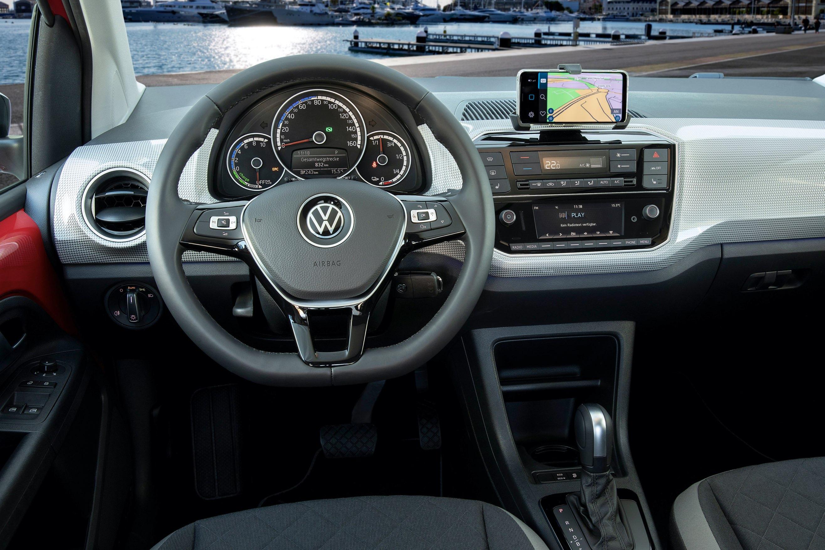 volante e-up